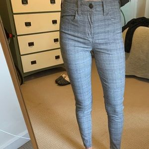 American Eagle Outfitters Pants & Jumpsuits - American Eagle Skinny Plaid Pants
